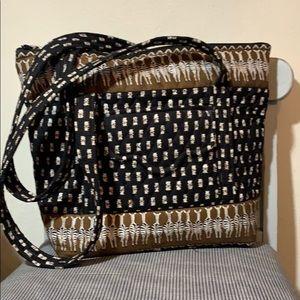 Vera Bradley cloth handbag